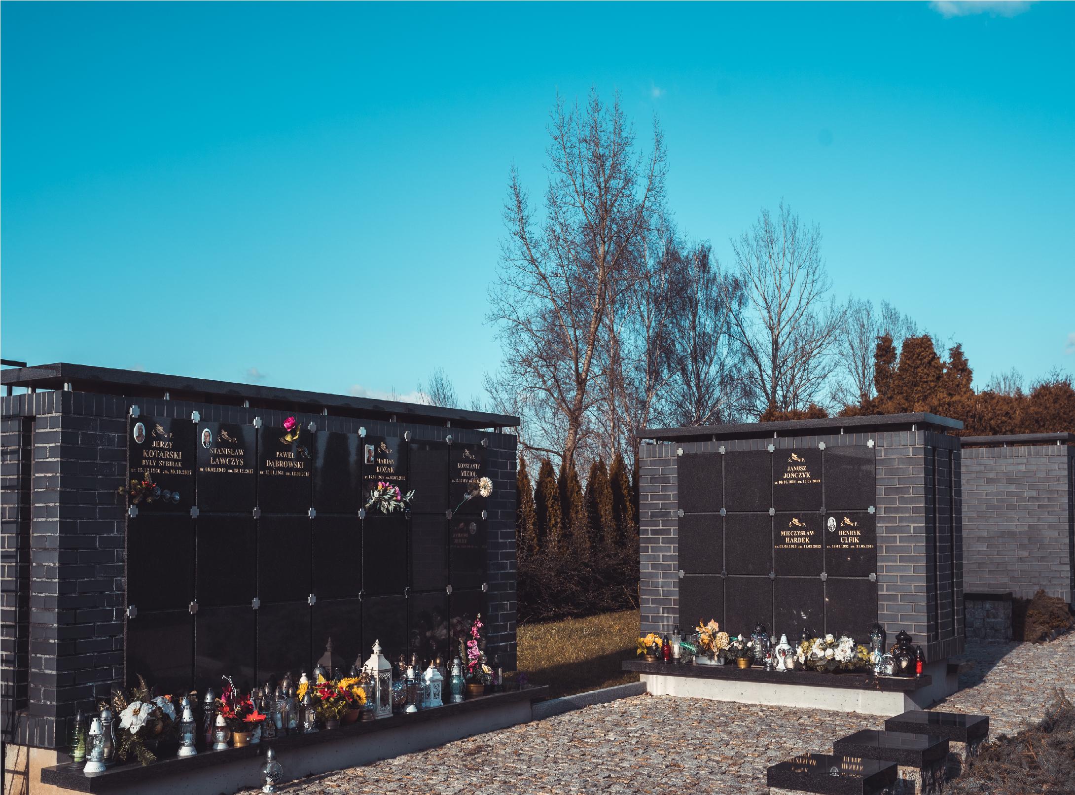 Kremacja - nowa forma pochówku